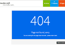 Set Custom 404 error page for your website php