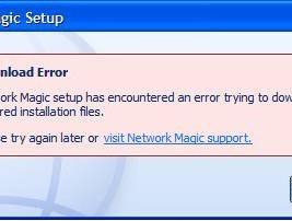 Common Download Errors while downloading a file
