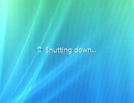 Windows Shutdown Virus in simple steps