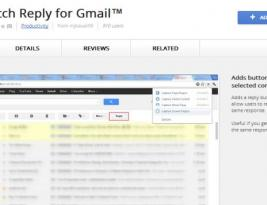 Sending Batch reply in Gmail – Responding with same reply to multiple clients