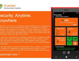 Microsoft 'Guardian' Security Anytime Anywhere