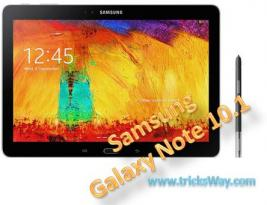 New Samsung Galaxy Note10.1 launched with some exciting features