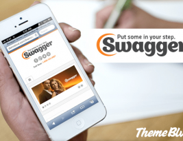 Swagger WordPress Theme Full Responsive