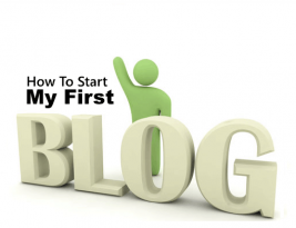 How to start blogging ? step by step