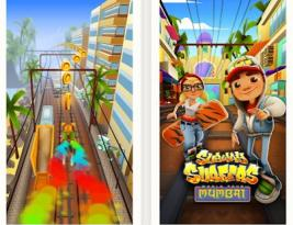 Download Subway Surfer Mumbai Hacked Apk Unlimited Coins and Keys