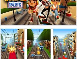 Subway Surfer Paris Unlimited Coins and Keys