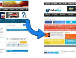Why we move tricksway from Blogger to WordPress