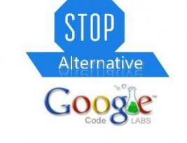 Google code is going to close check some good alternatives