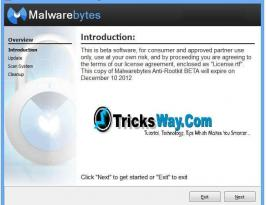Malwarebytes Anti-Rootkit Protect And Speed Up Your Pc Free