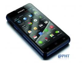 New series of Philips smartphones : Philips W6610