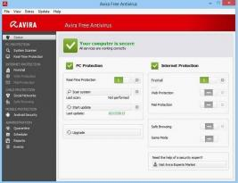 Avira Free Antivirus 14.0.4.672 Best Free PC Security