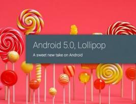 You may know 8 new features of Android Lollipop 5.0