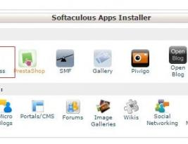 Install WordPress Using Cpanel softaculous auto installer