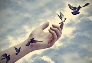 let it go in love
