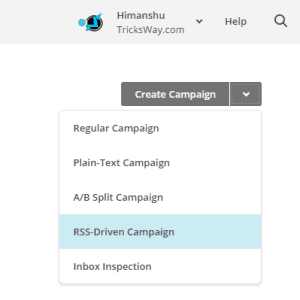 rss drive campaign for wordpress