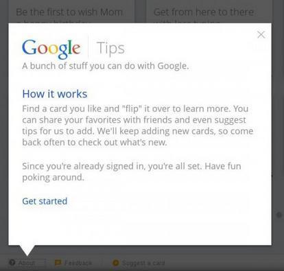 google-tips