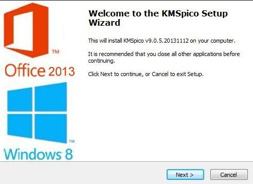 KMSpico Windows 8 and Office 2013 activator