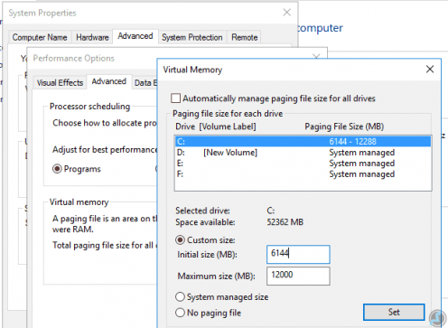 set-system-ram-to-optimize-100-disk-uses-in-windows