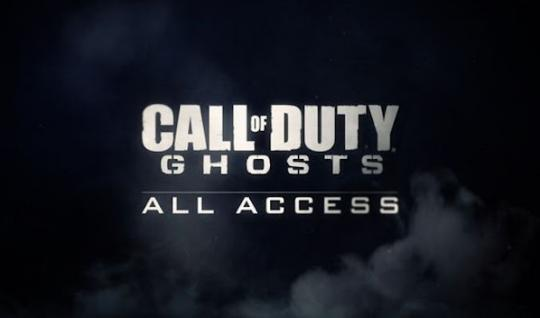 Call of Duty: Ghosts All Access Video with New Gameplay Now Available by tricksway