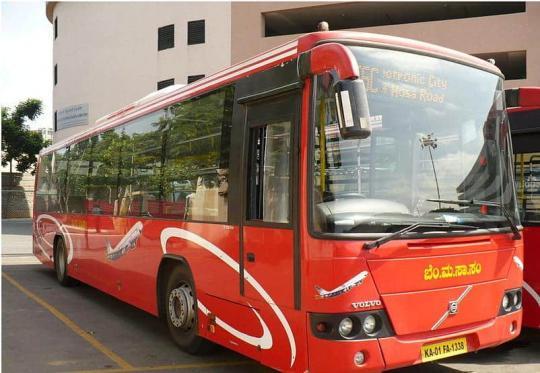 wipro-bus-bangalore