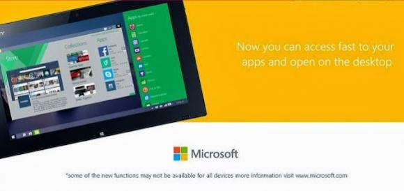 Windows 9 Features