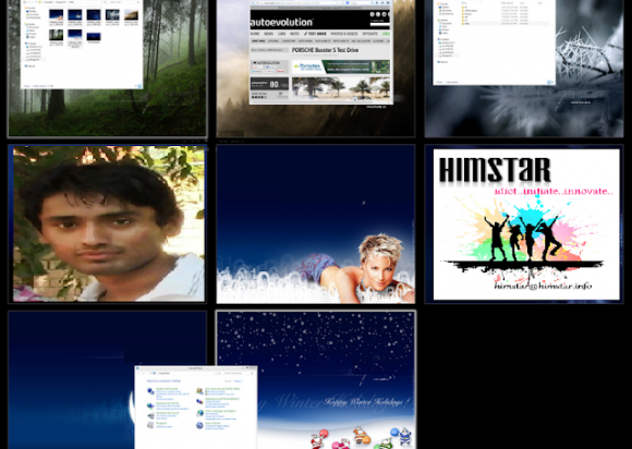 Multiple Virtual Desktop By www.tricksway.com