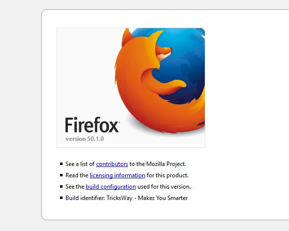 Override FireFox UserAgent Custom