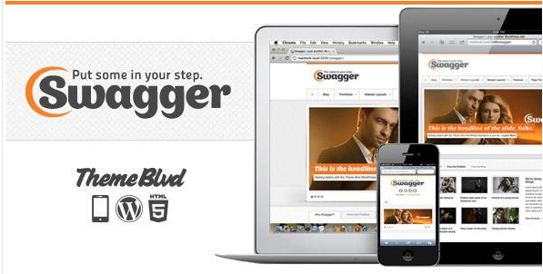 Swagger Responsive WordPress Theme Free Download