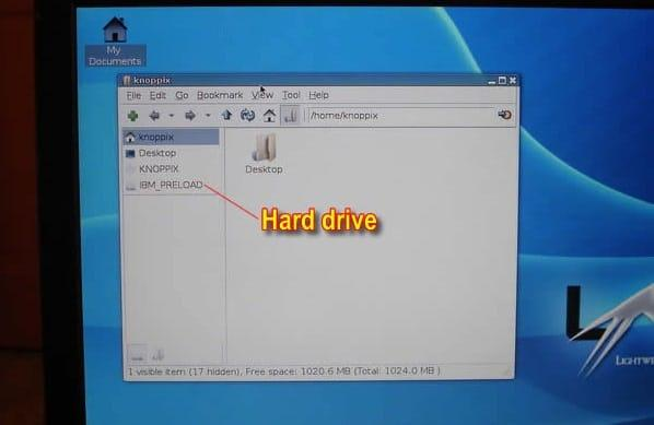 Recover Files From Hard Drive