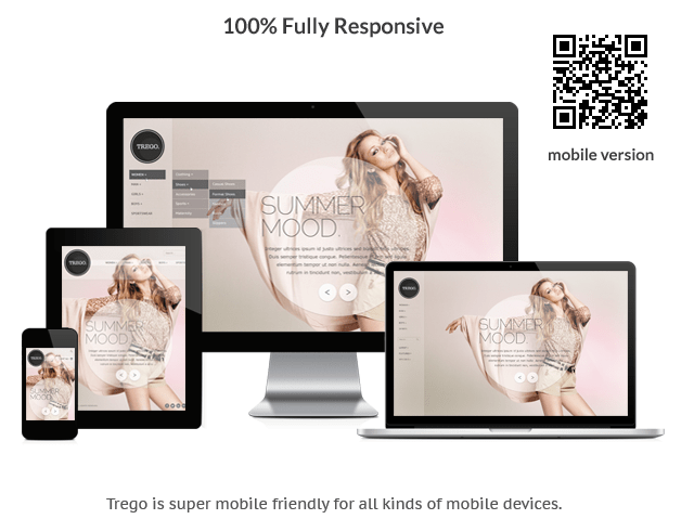 Trego Responsive Woocommerce WordPress Theme