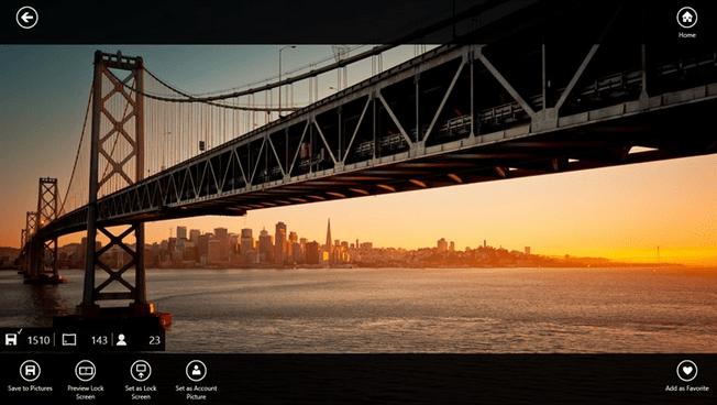Hd wallpaper apps for Windows 8.1