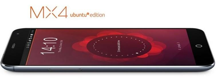 Meizu MX4 Complete Ubuntu Edition Phone