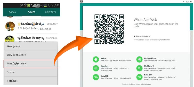 WhatsappTime Whatsapp Web Desktop Version New