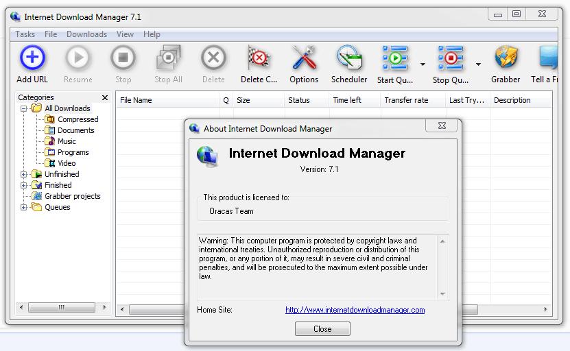 Idm 7.1 full version download